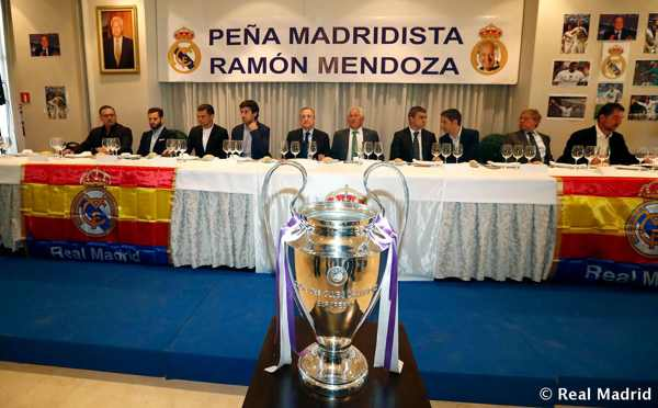 Foto cedida por Real Madrid