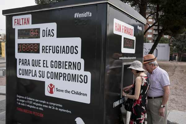 Foto cedida por Save The Children