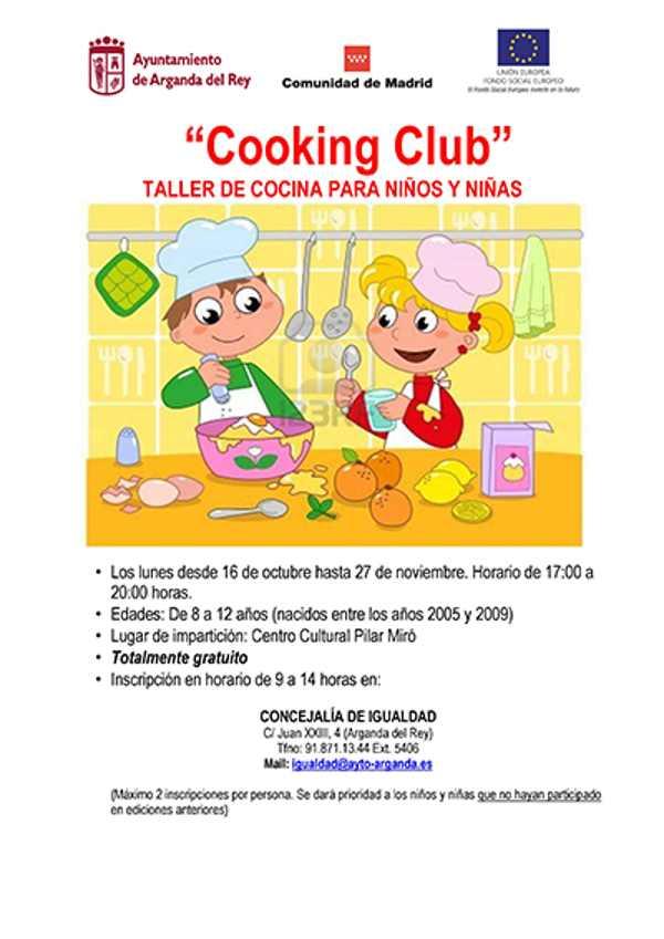 Clases de cocina para ninos 4 excellent curso de cocina - Cursos de cocina para ninos madrid ...
